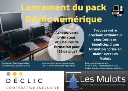Pack Déclic Numérique
